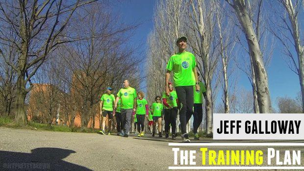 Jeff Galloway Training & Motivation Tips on the Training ...